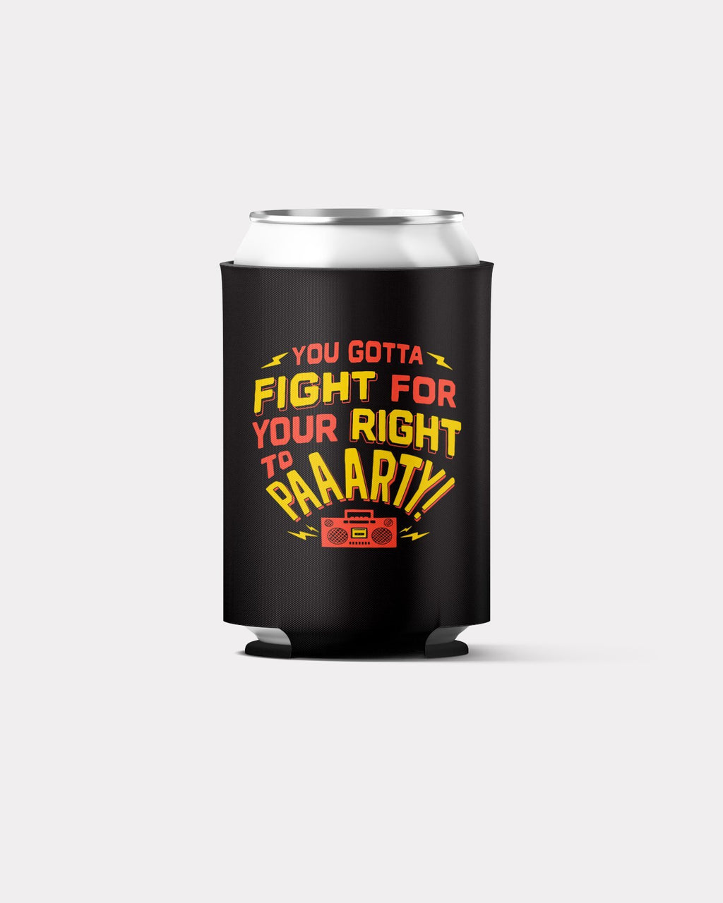 Fight For Your Right KC Koozie
