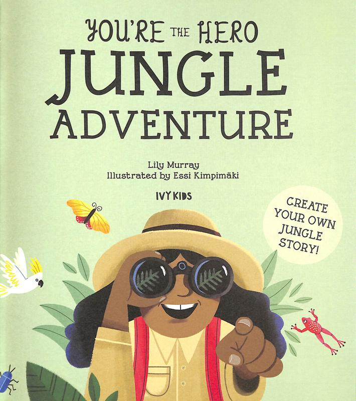 Jungle Adventure - You're the Hero