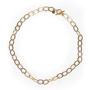 Bold Chunky Chain Necklace