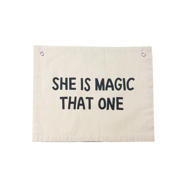 She Is Magic Banner
