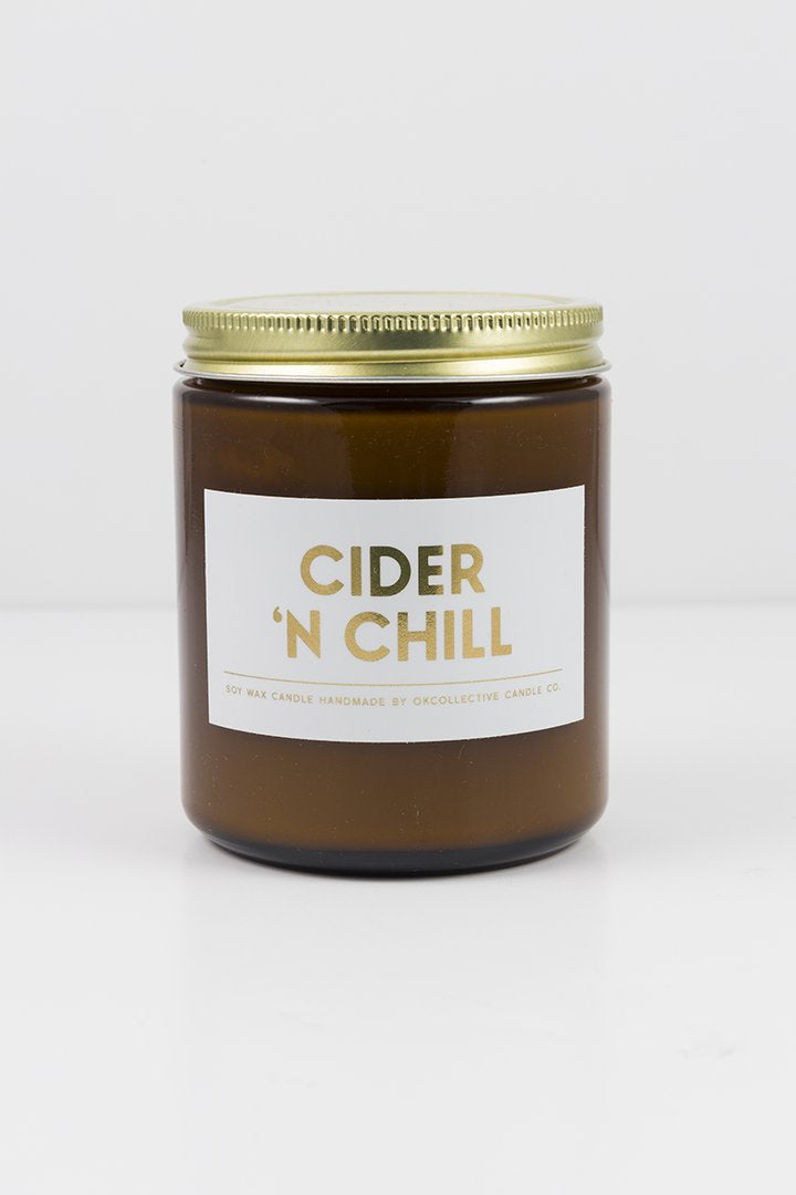 Cider 'N Chill Candle