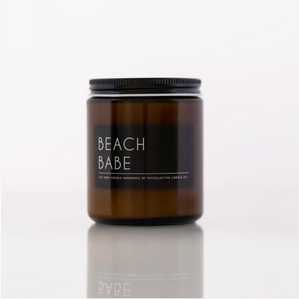 Beach Babe Candle