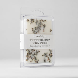 Peppermint Tea Tree Wax Melt