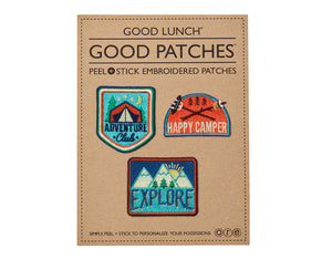 Good Lunch Good Patches Camper