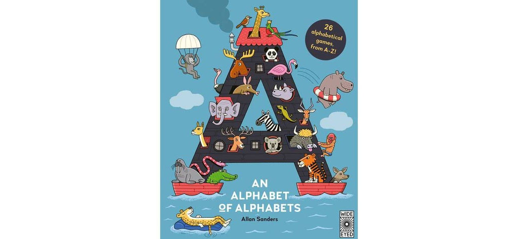 An Alphabet of Alphabets