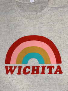 Rainbow Wichita Tee