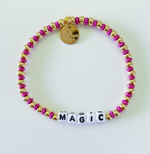 Little Words Magic Bracelet