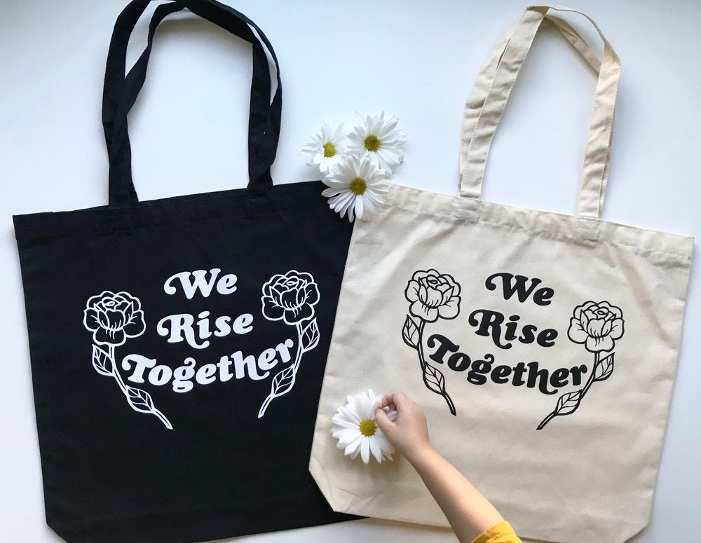 Rise Together Tote Bag