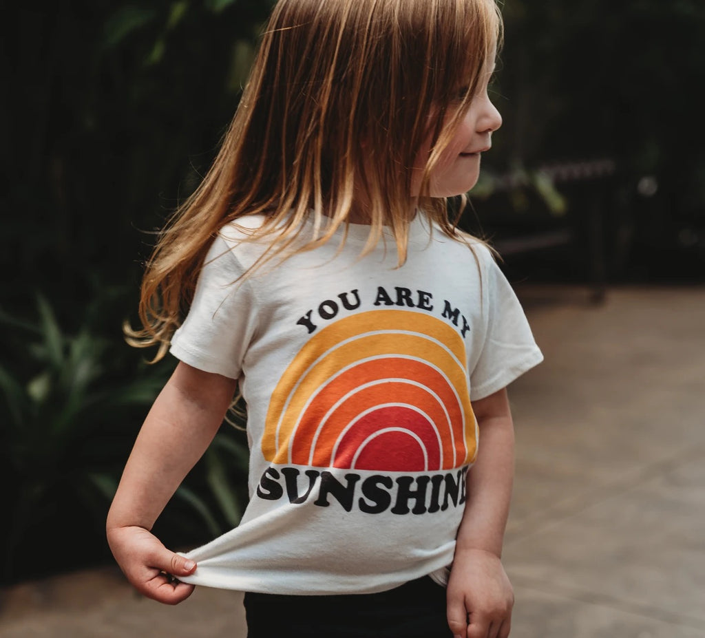 Toddler Tee ~ You are My Sunshine