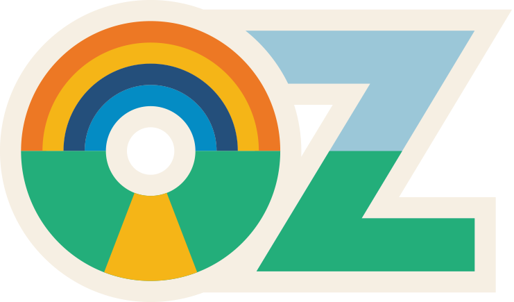 Oz Sticker