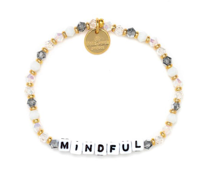 Little Words Mindful Bracelet