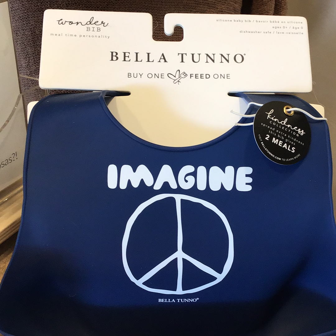 Wonder Bib Imagine