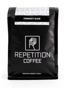 Repetition Coffee: Community Blend