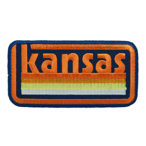 Kansas Vintage Patch