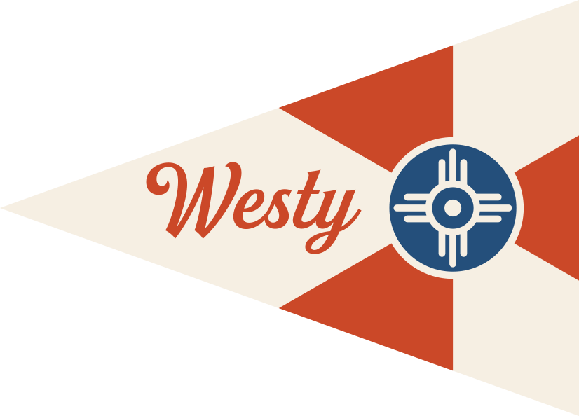 Westy Sticker
