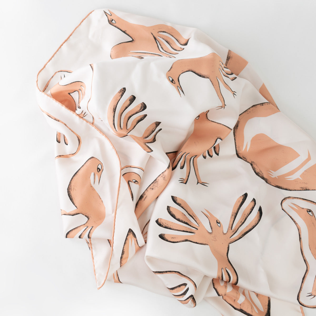 Free Bird Charity Silk Scarf