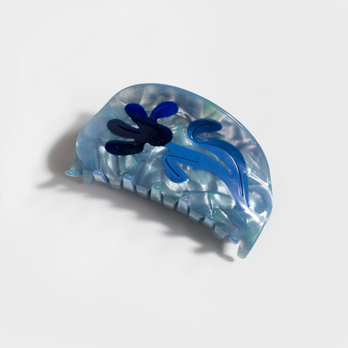 Bluebell Hair Claw