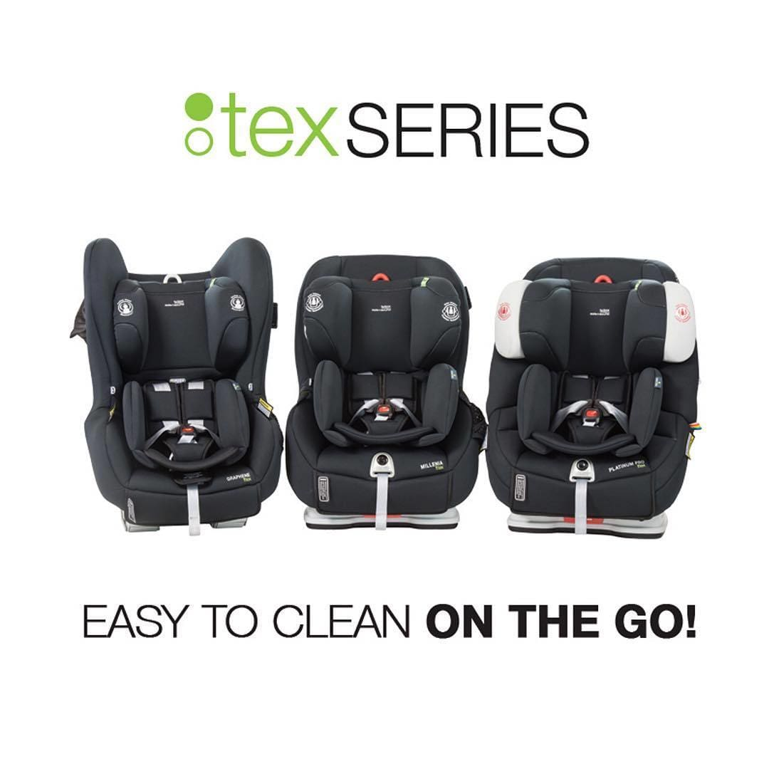 Britax Safe n Sound Tex Series Car Seat