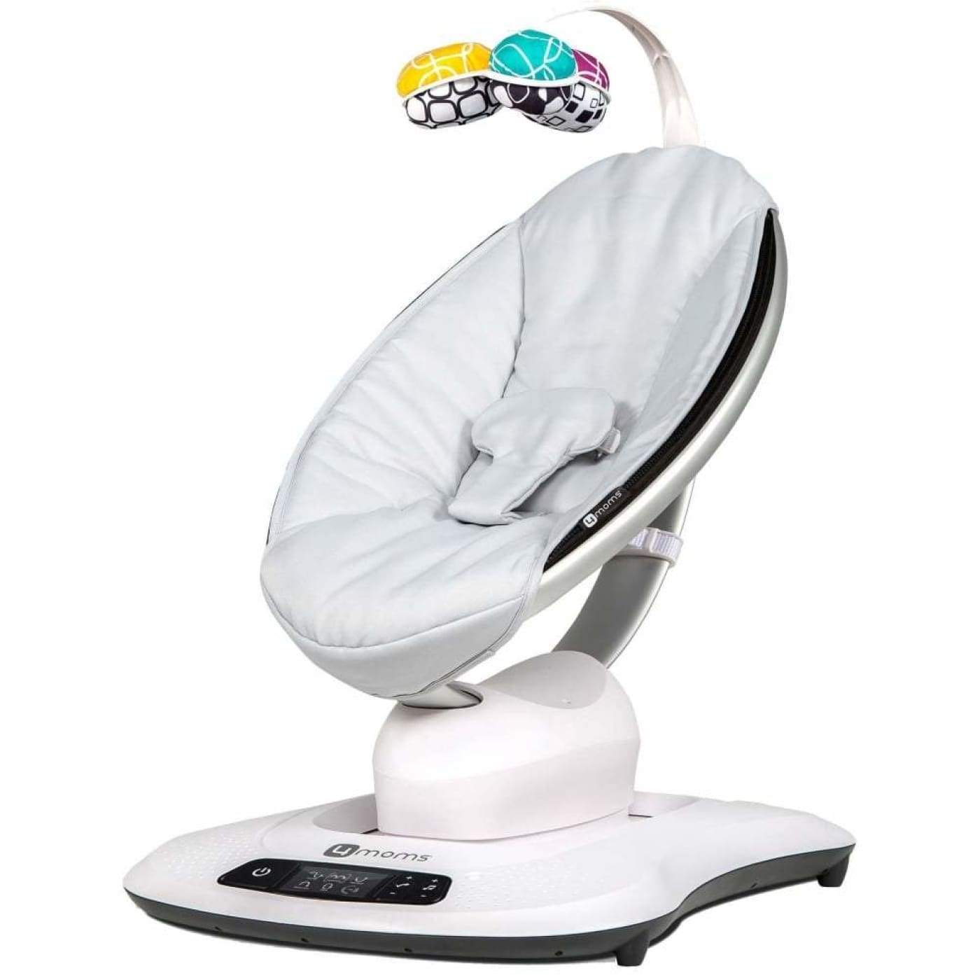 4Moms Mamaroo 4.0 - Grey - TOYS & PLAY - SWINGS