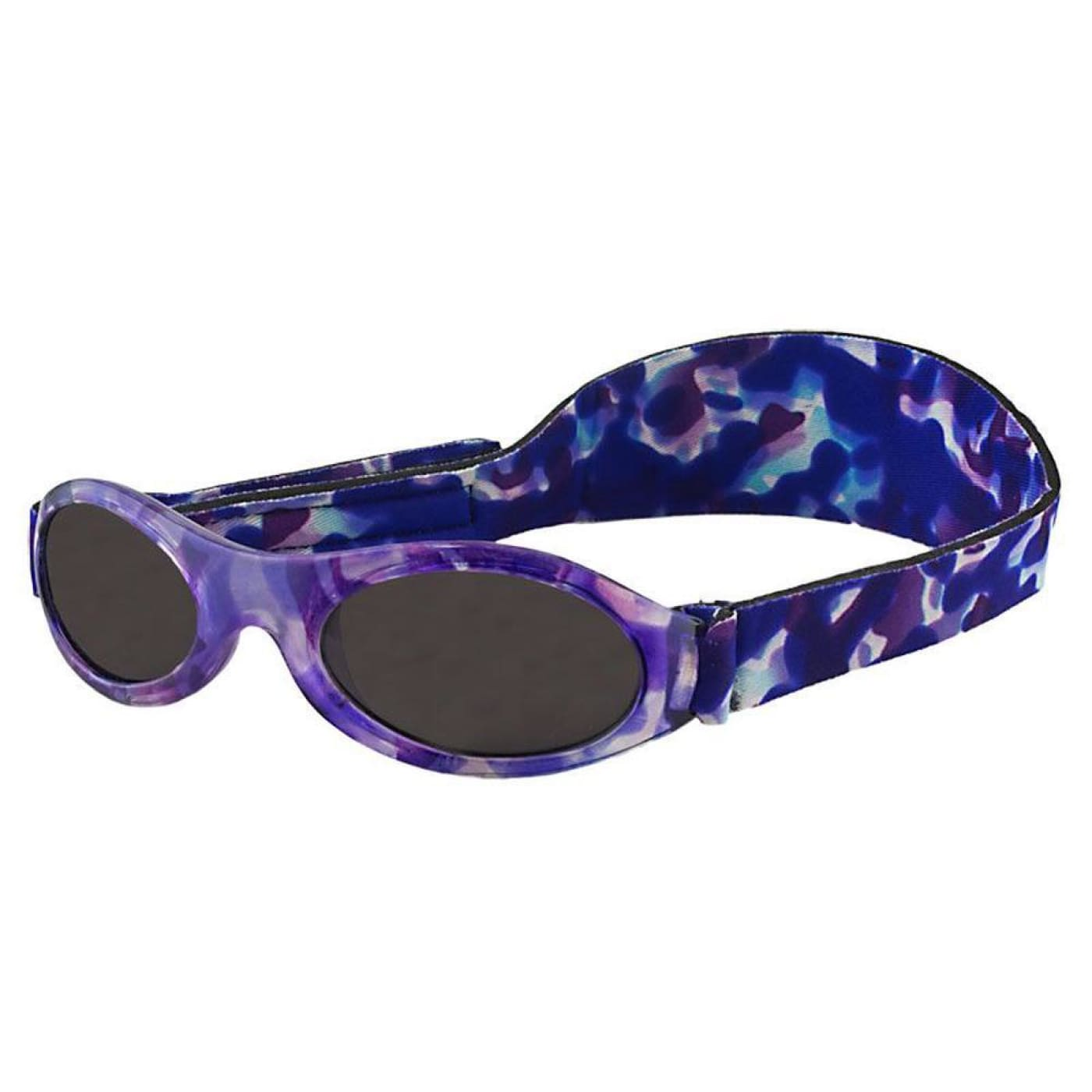 Adventure Baby Sunglasses - Purple Tortoise - Purple - BABY & TODDLER CLOTHING - SUNGLASSES/EAR MUFFS