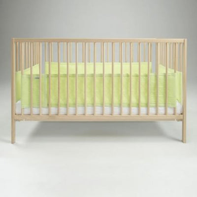 Airwrap 4 Sides - Green - NURSERY & BEDTIME - COT BUMPERS