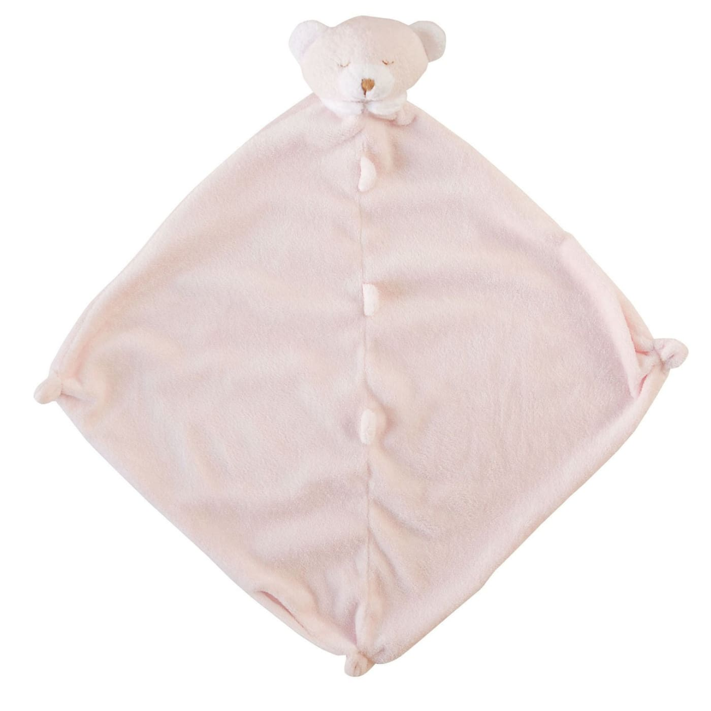Angel Dear Blankie - Pink Bear - TOYS & PLAY - BLANKIES/COMFORTERS/RATTLES