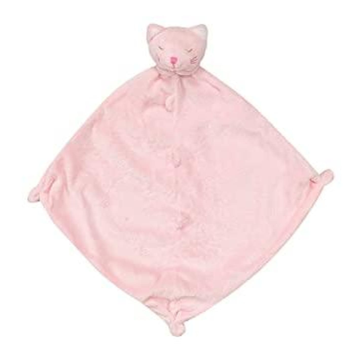 Angel Dear Blankie - Pink Kitty - Pink Kitty - TOYS & PLAY - BLANKIES/COMFORTERS/RATTLES