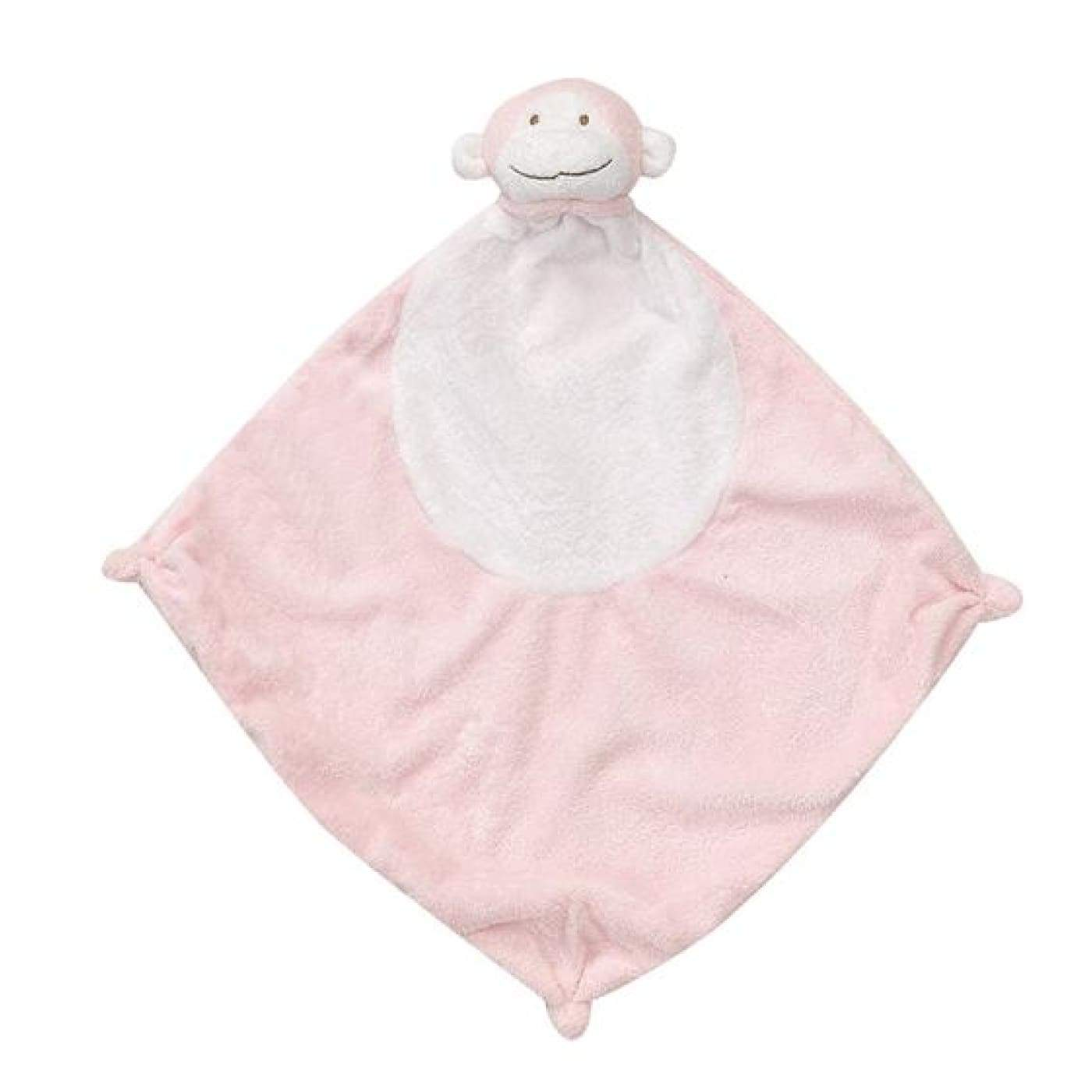 Angel Dear Blankie - Pink Monkey - TOYS & PLAY - BLANKIES/COMFORTERS/RATTLES