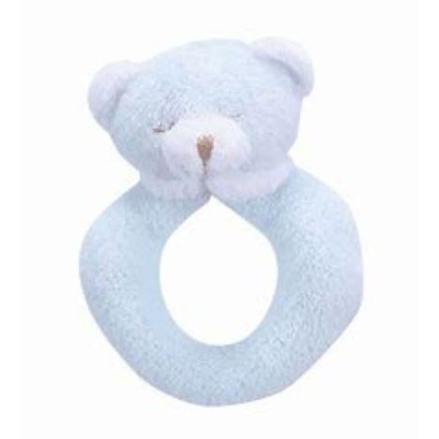 Angel Dear Rattle - Blue Bear - Blue Bear - Toys - Interactive Toys