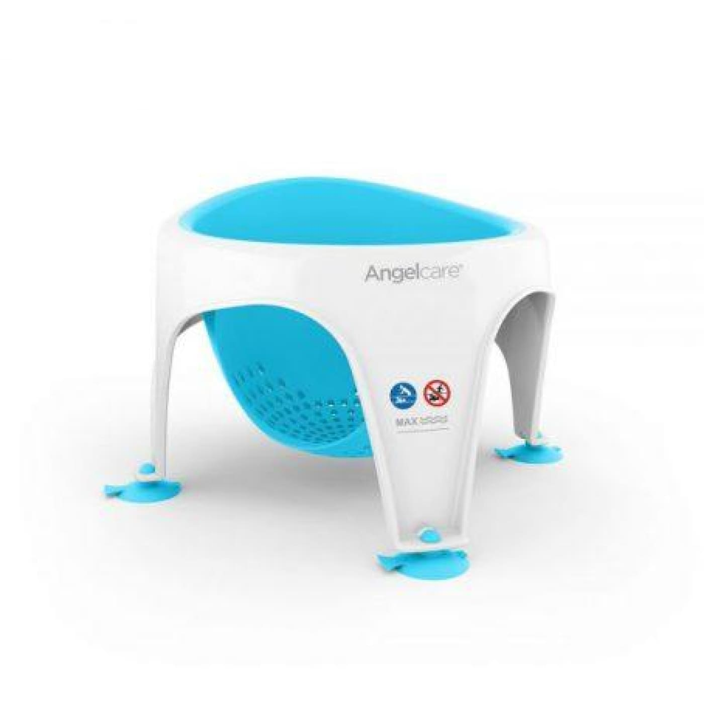 Angelcare Bath Seat Ring - Aqua - BATHTIME & CHANGING - BATH SUPPORTS/SEATS