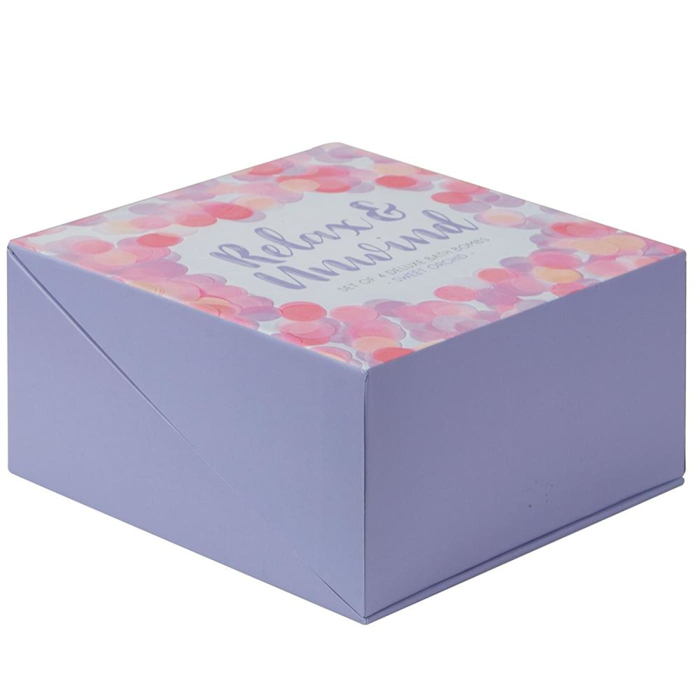 Annabel Trends Bath Bomb - Relax Unwind 4PC - Relax Unwind - FOR MUM - COSMETICS/GROOMING