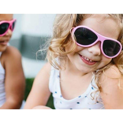 Babiators Original Aviator Classic - Princess Pink 3-5YR - BABY & TODDLER CLOTHING - SUNGLASSES/EAR MUFFS