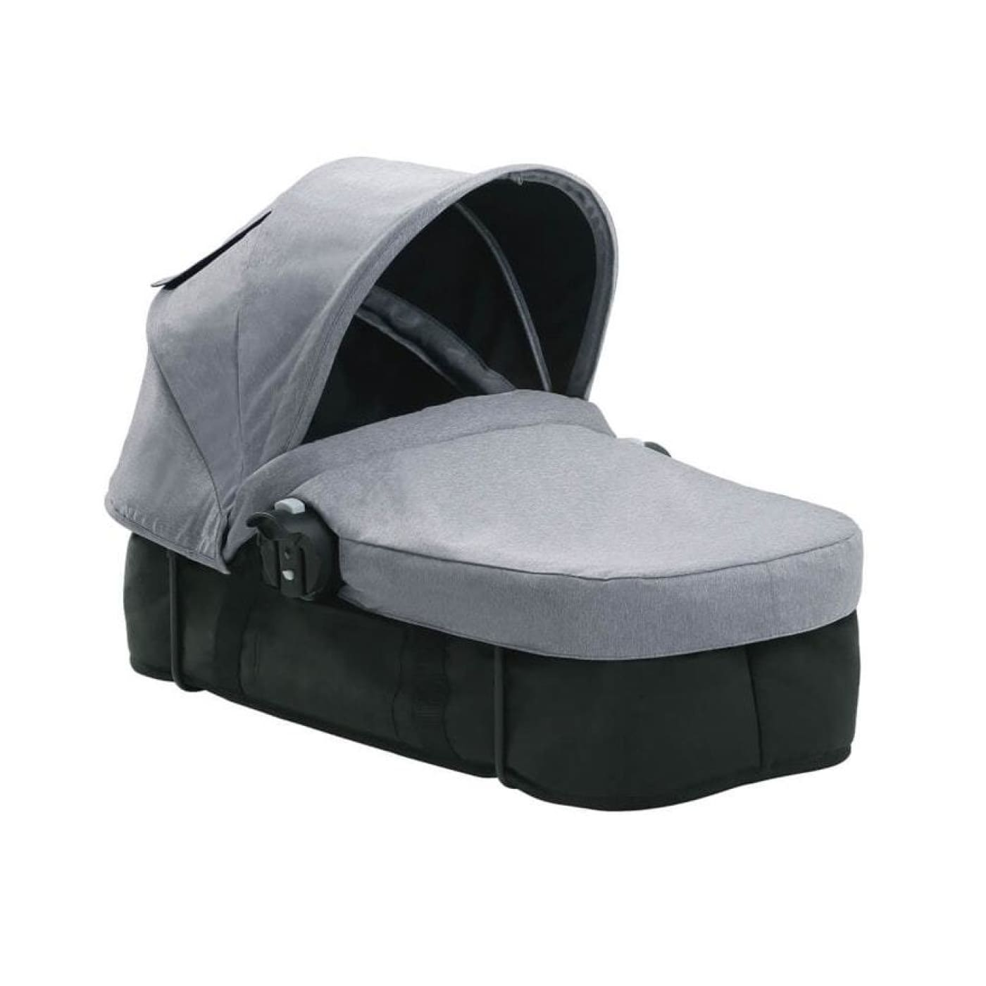 Baby Jogger City Select 2019 Bassinet Kit - Slate - PRAMS & STROLLERS - BASS/CARRY COTS/STANDS