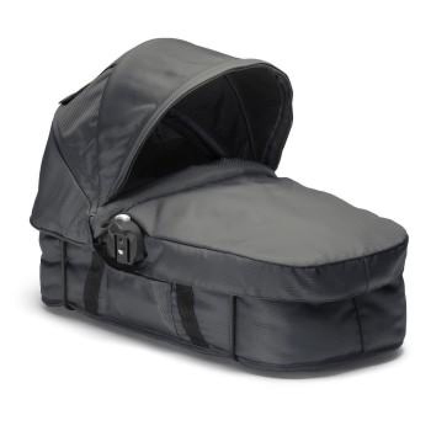 Baby Jogger City Select Bassinet Kit - Charcoal - PRAMS & STROLLERS - BASS/CARRY COTS/STANDS