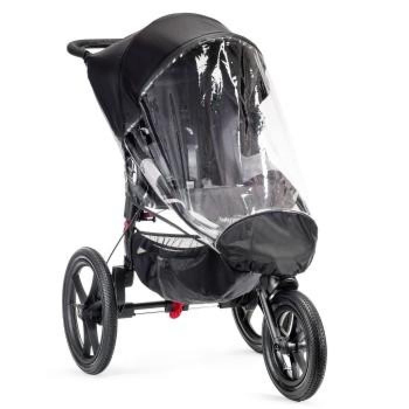Baby Jogger City Summit X3 Single Weather Shield - PRAMS & STROLLERS - SUN COVERS/WEATHER SHIELDS