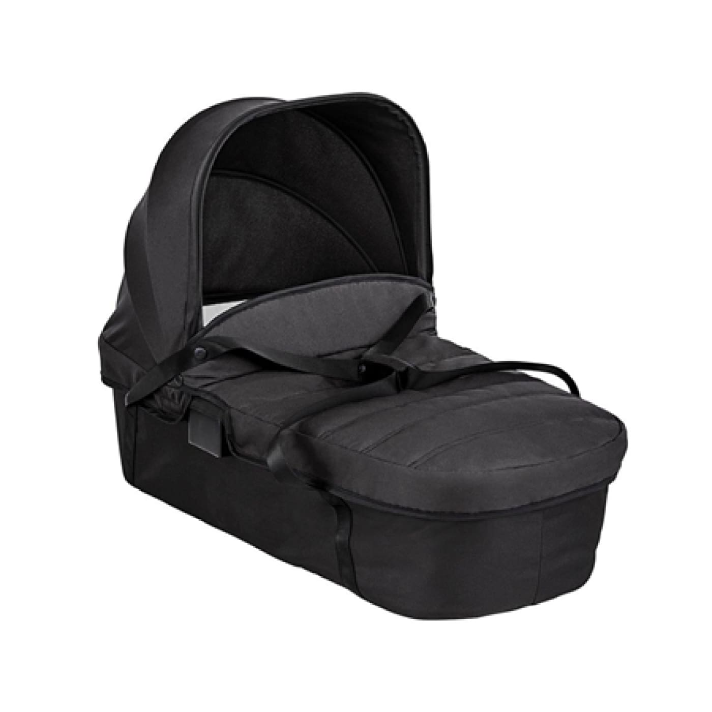 Baby Jogger City Tour 2 Bassinet - Jet - PRAMS & STROLLERS - BASS/CARRY COTS/STANDS