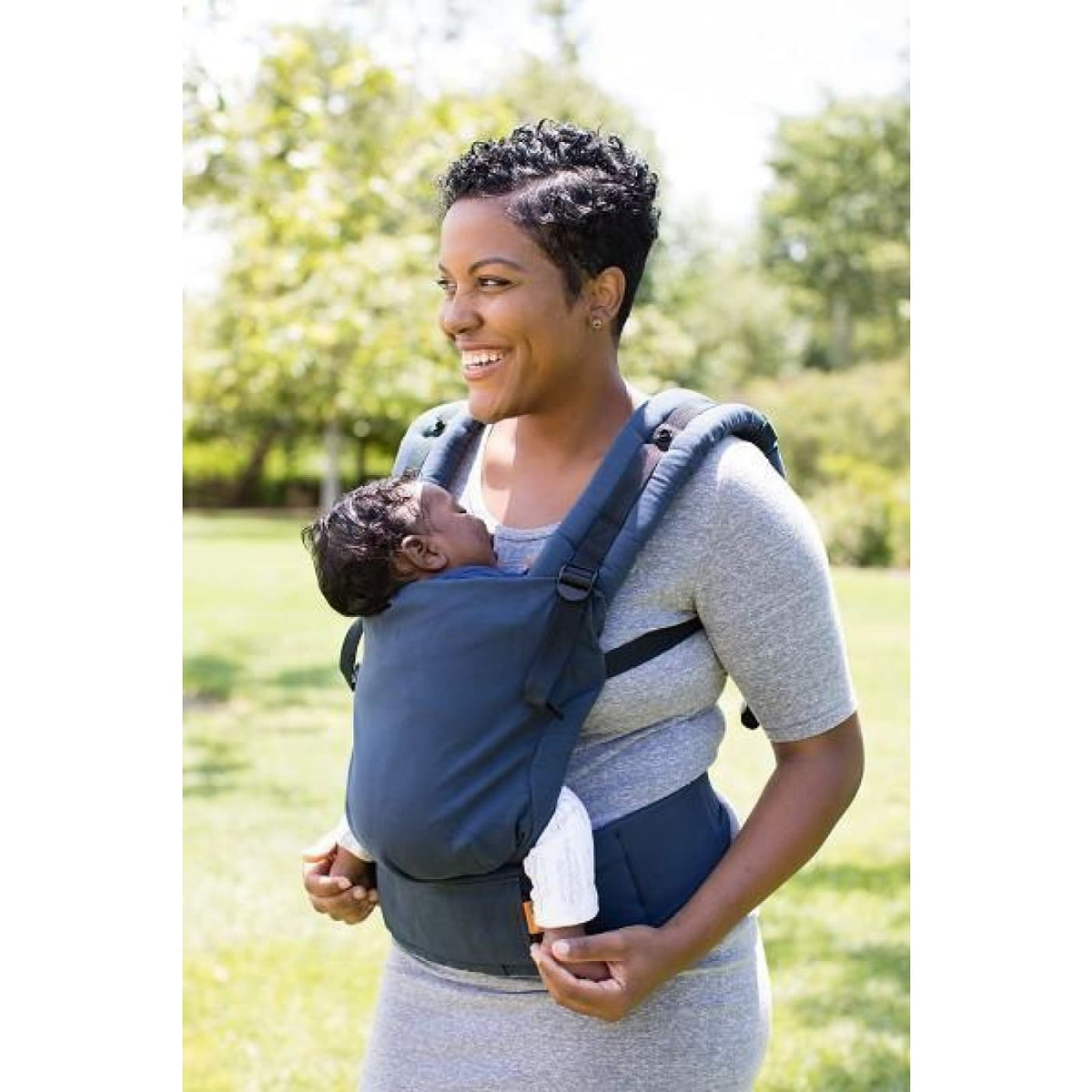 Baby Tula Free to Grow Carrier - Indigo - ON THE GO - BABY CARRIERS/SLINGS