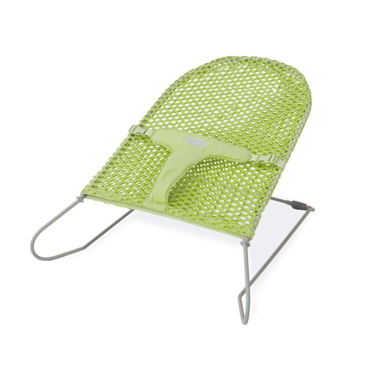 Babyhood Mesh Bouncinette - Lime - TOYS & PLAY - ROCKERS/BOUNCERS