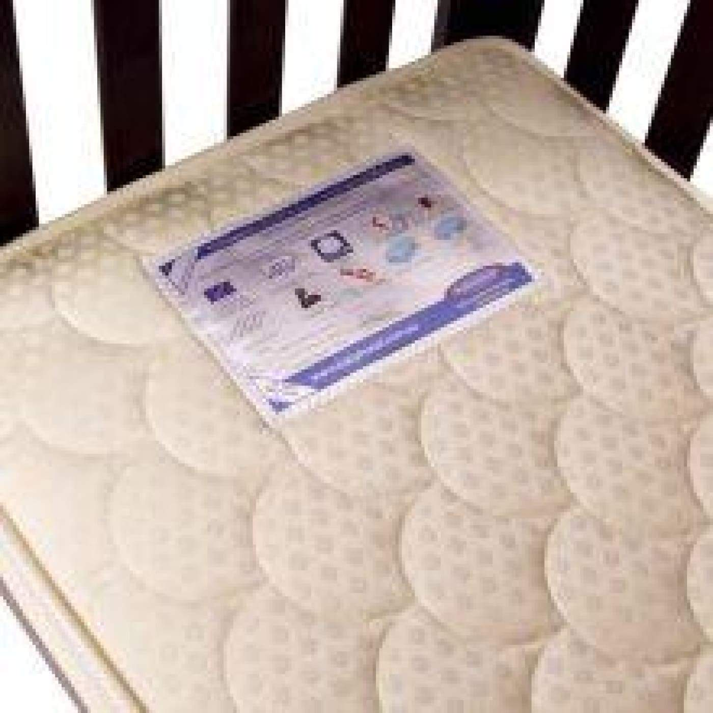 Babyhood Orthopaedic Breathe Eze Innerspring Cot Mattress 1295x690cm - NURSERY & BEDTIME - COT MATTRESSES