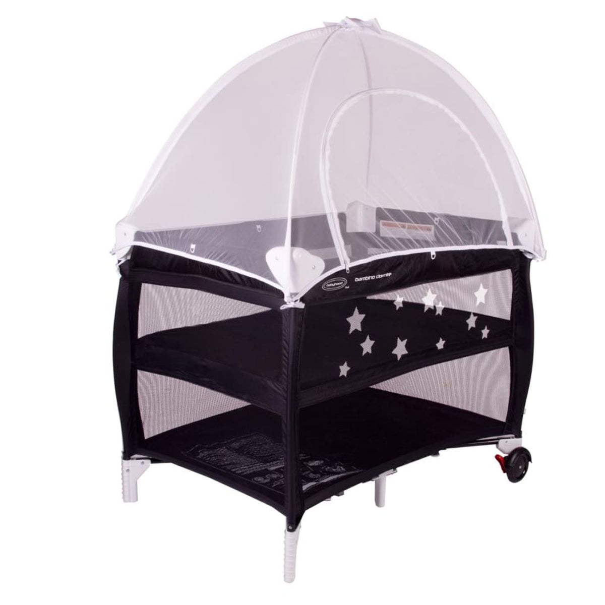 Babyhood PortaCot Canopy Net - White - ON THE GO - PORTACOTS/ACCESSORIES