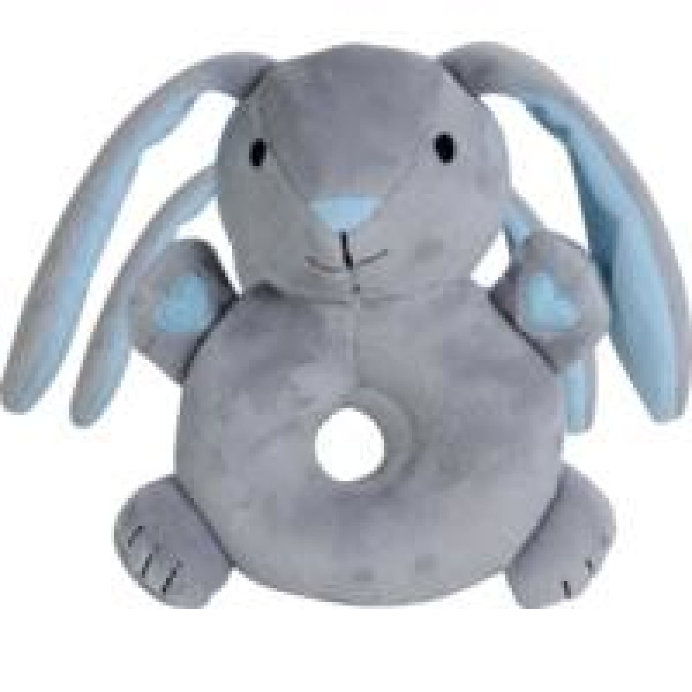 Bibibaby Cuddle Rattle - Beau Rabbit - TOYS & PLAY - BLANKIES/COMFORTERS/RATTLES