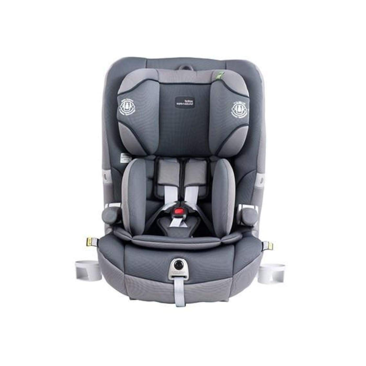 Britax SNS Maxi Guard Pro Harnessed Booster 6M-8YR - Pebble Grey - CAR SEATS - HARNESSED BOOSTERS (6M-8YR)