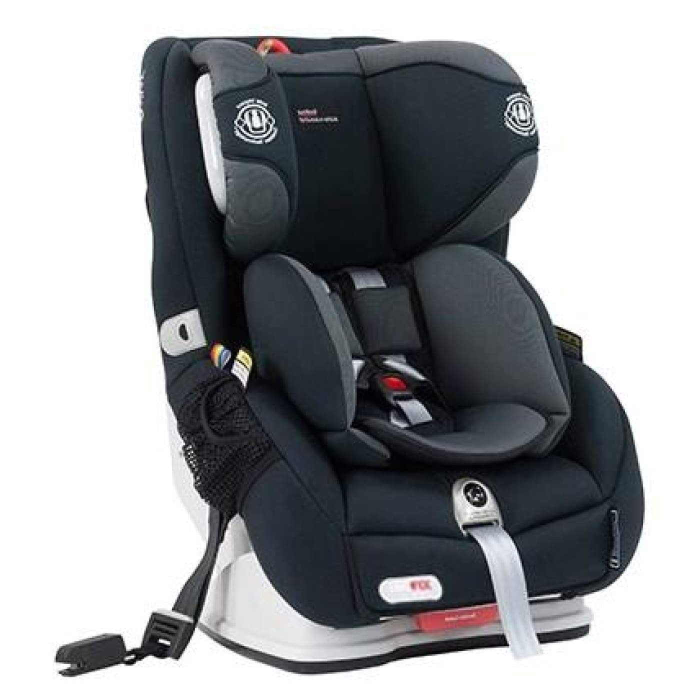 Britax SNS Millenia SICT Isofix Compatible Car Seat 0-4YR - Silhouette Black - CAR SEATS - CONV ISOFIX CAR SEATS (0-4YR)