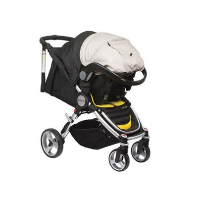 Britax Strider Click & Go Receiver for Agile - PRAMS & STROLLERS - ADAPTORS FOR TRAV SYS