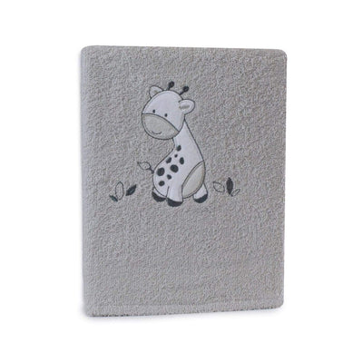 Bubba Blue Bath Towel - Grey Playtime - BATHTIME & CHANGING - TOWELS/WASHERS