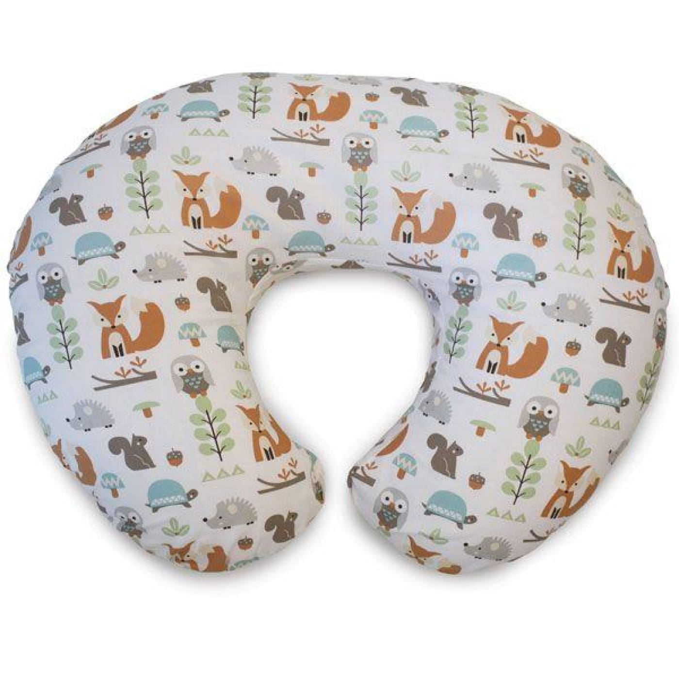 Chicco Boppy Pillow - Modern Woodland - Modern Woodland - NURSING & FEEDING - NURSING PILLOWS/COVERS