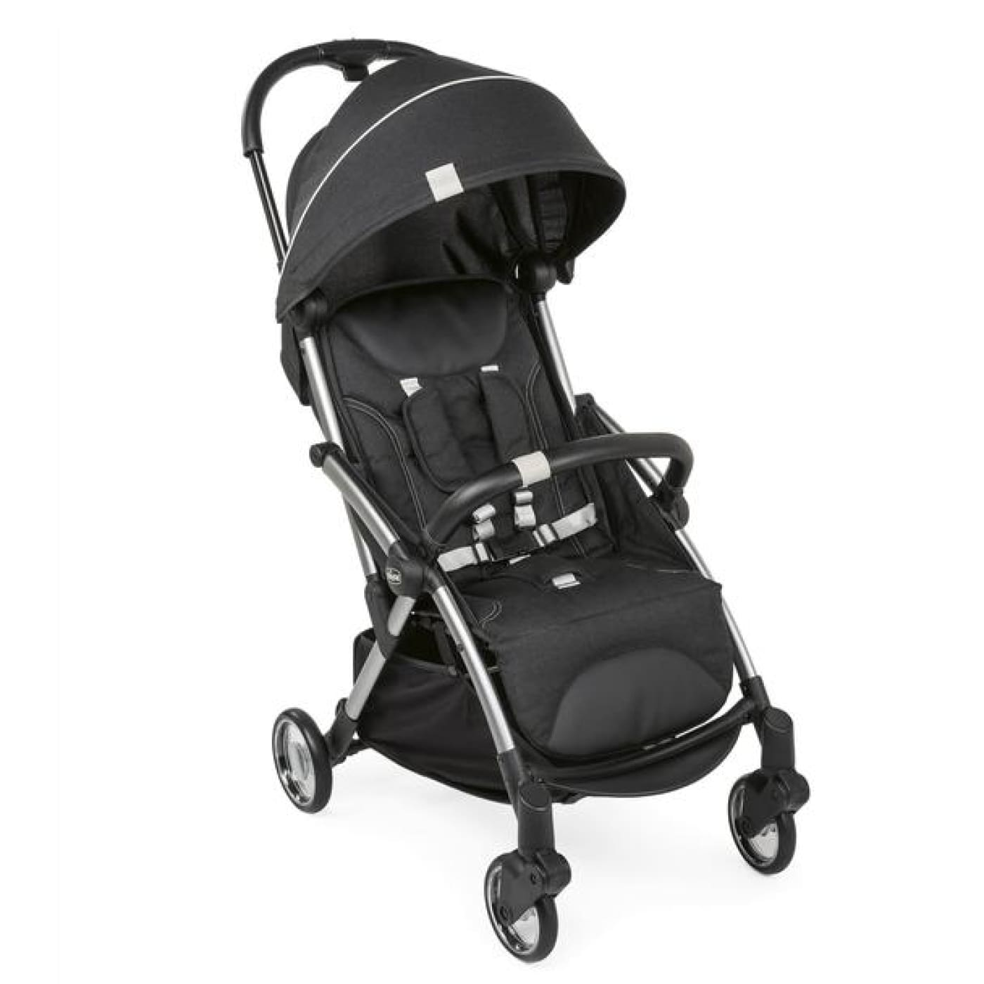Chicco Goody Stroller - Graphite - Graphite - PRAMS & STROLLERS - COMPACT/TRAVEL