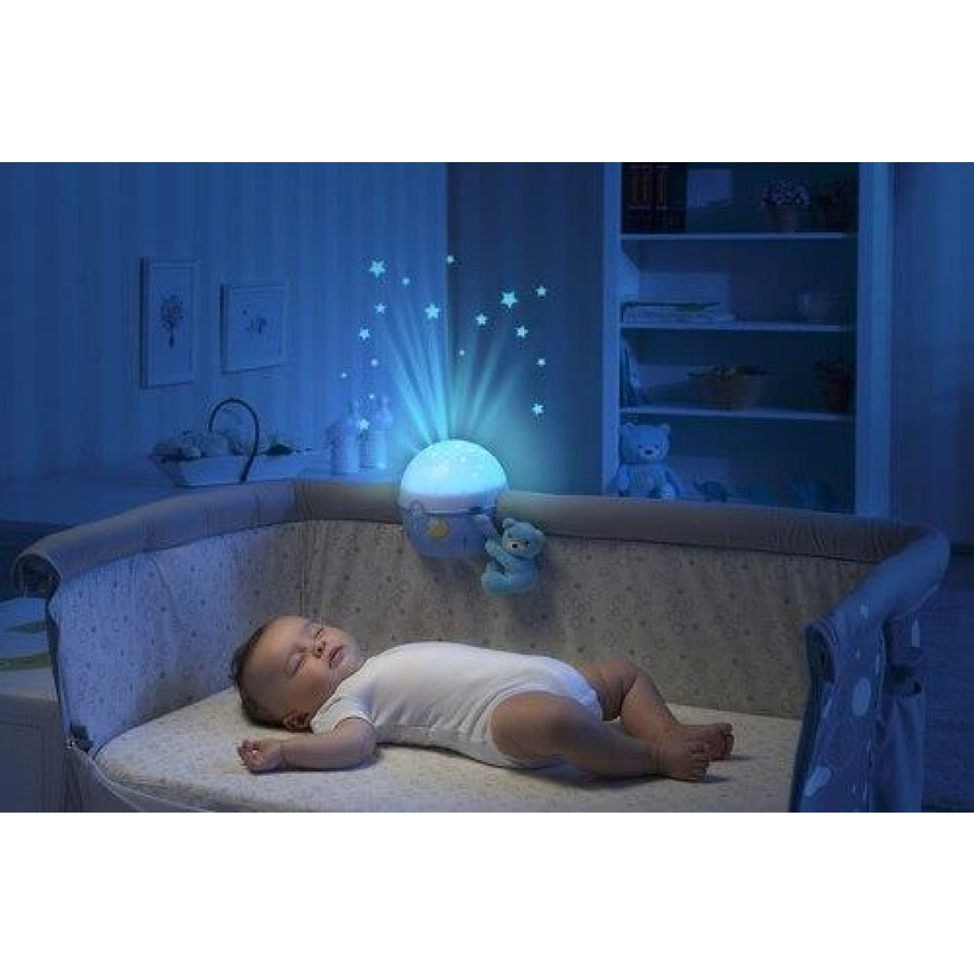 Chicco Next2Stars Projector - Blue - NURSERY & BEDTIME - SLEEP AIDS/NIGHT LIGHTS