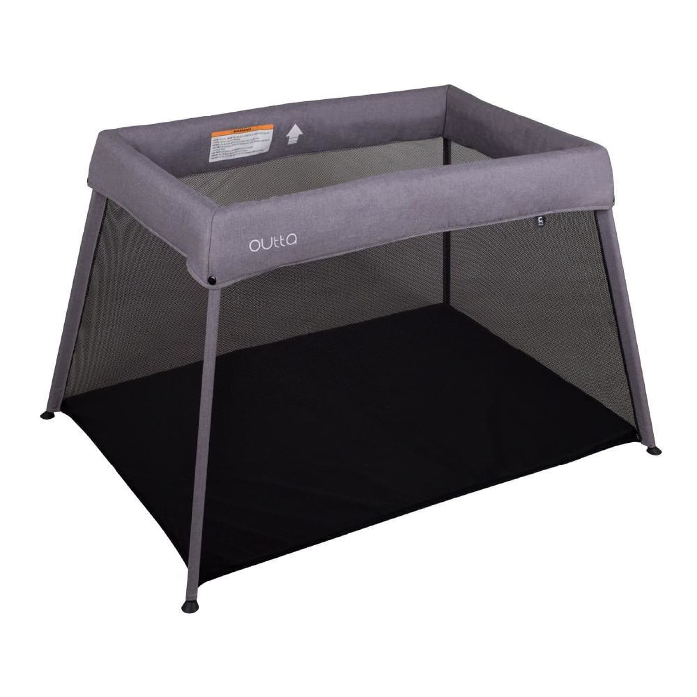 Childcare Outta Travel Cot - Moon Mist - Moon Mist - ON THE GO - PORTACOTS/ACCESSORIES