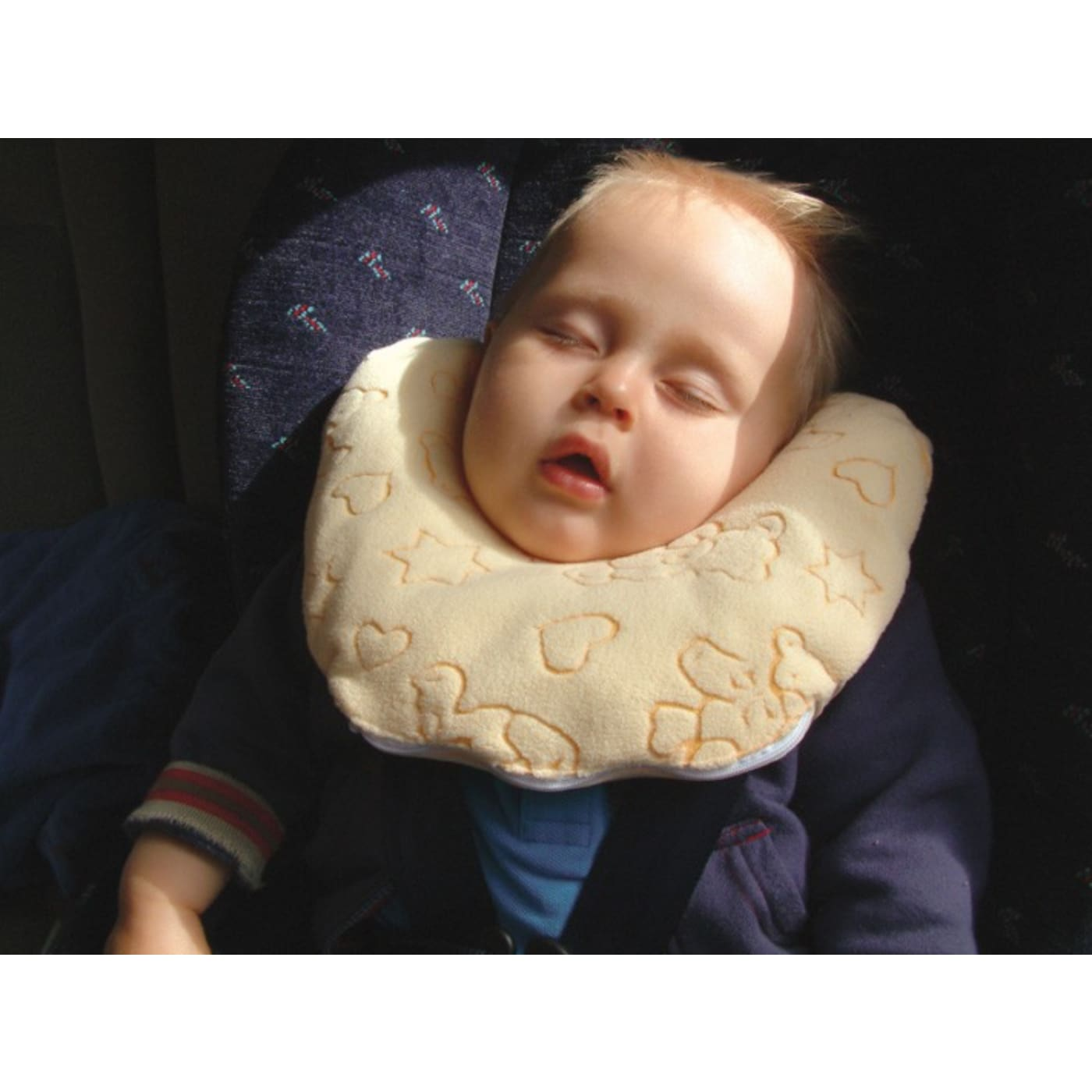 Dreambaby Neck Cushion Inflatable - CAR SEATS - HEAD SUPPORTS/HARNESS COVERS